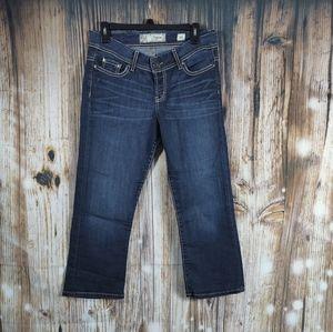 BKE denim Payton jeans dark wash size 29